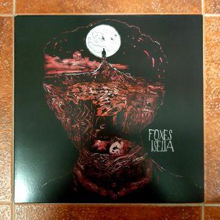 FOXES & ISELIA -Split- LP Vinilo