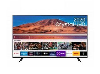 Samsung tv 50'' bluetooth ULTRA HD 4K