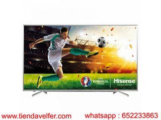 """Smart TV 55"""" 4K Ultra HD"""