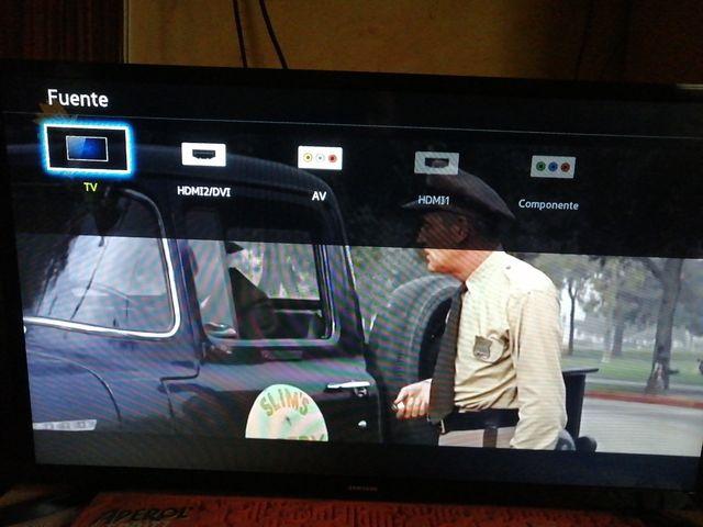 TV Samsung LCD 32 pulgadas