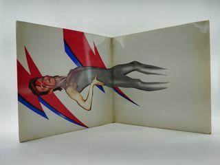 LP DAVID BOWIE ALADDIN SANE 1ª 1973