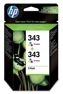 Cartuchos de tinta HP 343