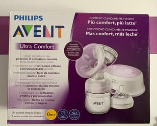 Sacaleches Philips Avent Ultra Comfort