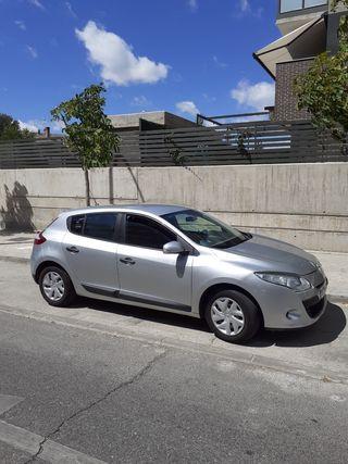 Renault Megane 2011 GLP.Deposito 60 L.Prgatina azul ECO