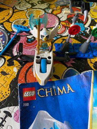 Set de lego chima 70101