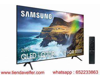 "Smart TV de 55"" con Resolución 4K UHD"