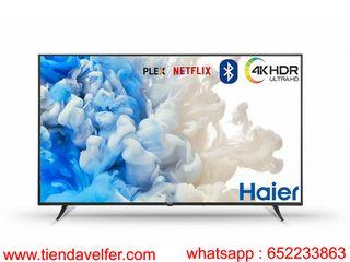"Smart TV 4K UHD HDR 65"""