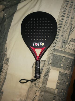 Pala Padel Power Padel Black Mate