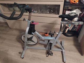 bicicleta spining pro.