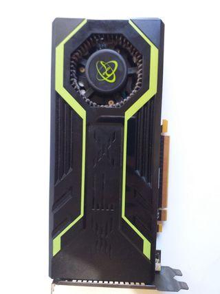 Tarjeta de Video XFX NVIDIA GeForce GTS 250, 512MB