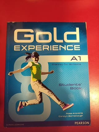 GOLD EXPERIENCE A1