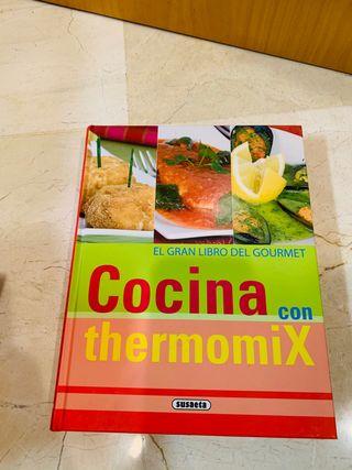 Libro de Cocina con thermomix