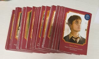 Cambio cromos Harry Potter Carrefour
