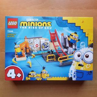 LEGO 75546 Minions in Gru's Lab