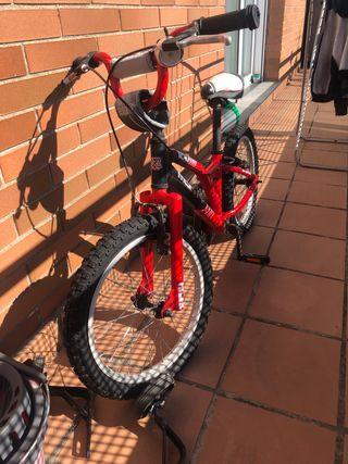 Bicicleta Monty 12' para niños pequeños
