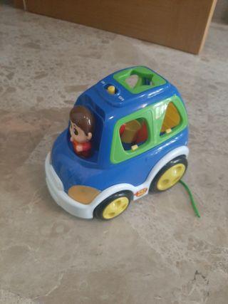 "Juguete infantil ""Fun on wheels"""