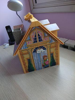 Playmobil Casa maletín rústica