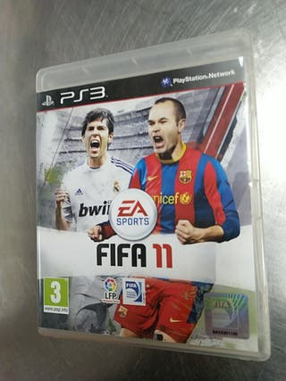 FIFA 11 SPORTS PS3