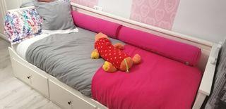 cama nido ikea + 2 Colchónes