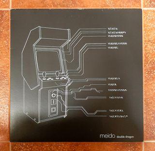 MEIDO -Double Dragon- LP Vinilo