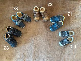 Zapatos de niños. Geox
