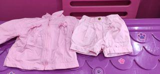Conjunto de Pantalón y chaqueta