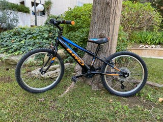 "Bicicleta BPRO de 20"" cambio Shimano"