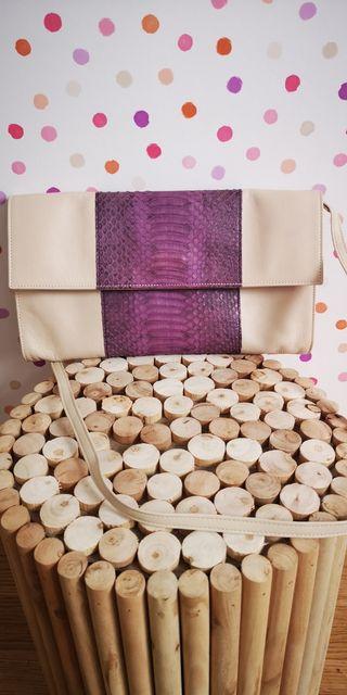 Bolso sobre piel Lafive Handbags