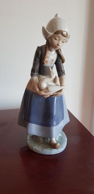 Muñeca de porcelana de Lladró
