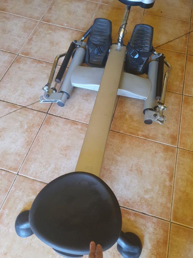 remo hidraulica Domyos