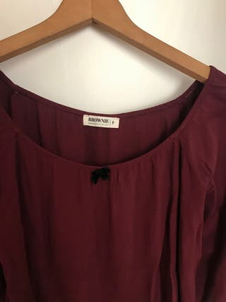 Blusa elegante BROWNIE
