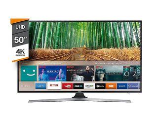 """SAMSUNG LED 50"""" SMART TV 4K"""