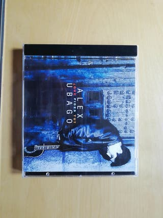 Se vende CD de Álex Ubago, Qué pides tú