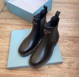 Prada Black Boots, Various Sizes New&Boxed
