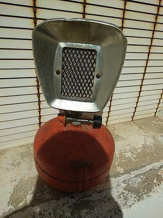 estufa de camping gas