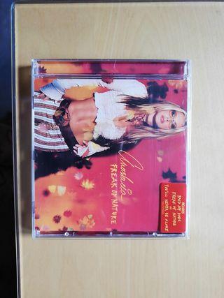 Se vende CD de Anastacia, Freak of nature