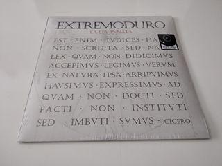 VINILO + CD PRECINTADO EXTREMODURO - LA LEY INNATA