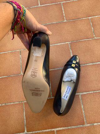 Zapatos Tacón Balenciaga