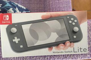 Nintendo Switch Lite 32Gb Gris