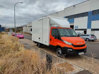 Iveco Daily GPS IVA DECUCIBLE2015
