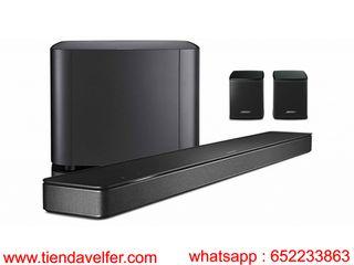 Barra de sonido 500, Bluetooth y Wifi