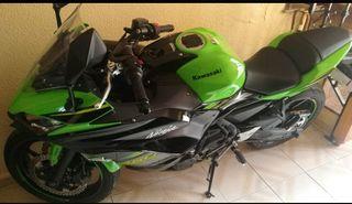 Kawasaki ninja 650cc