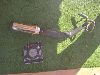 Escape Aprilia RS4 50+ CDI+ Corona