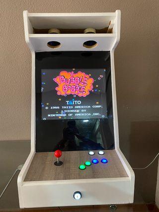 Máquina recreativa de juego