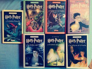 Colección Harry Potter.