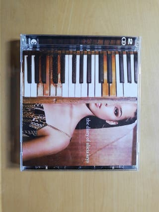 Se vende CD de Alicia Keys, The diary of Alicia Ke
