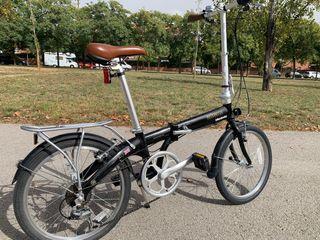 Bicicleta Bickerton Plegable Junction 1307 Coun