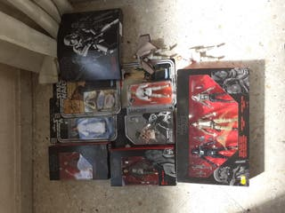 star wara black series 12 figuras