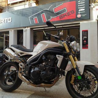 Triumph 1050cc 130cv 24.000km