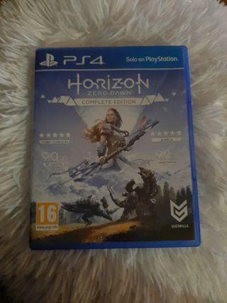 HORIZON ZERO DAWN, PS4. Complete Edition